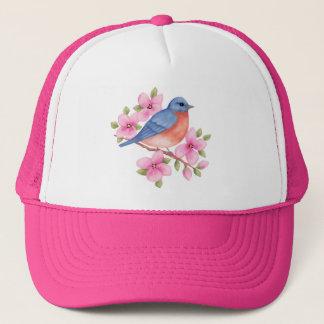 ブルーバードの帽子 キャップ