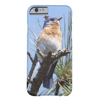 ブルーバードのIPhoneの東の場合 Barely There iPhone 6 ケース