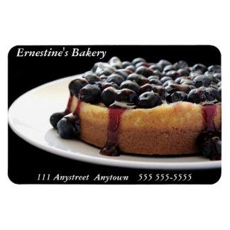 ブルーベリーのチーズケーキの適用範囲が広い磁石 マグネット