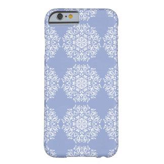 ブルーベリーの曼荼羅 BARELY THERE iPhone 6 ケース