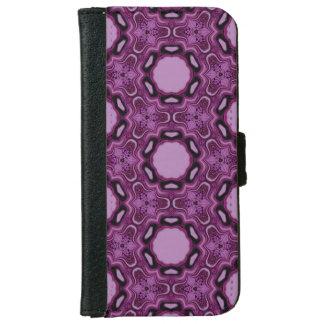 ブルーベリーの花1 iPhone 6/6S ウォレットケース
