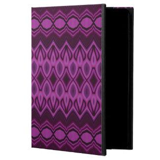 ブルーベリーは縞で飾ります POWIS iPad AIR 2 ケース