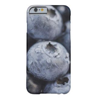 ブルーベリー2の撃たれるスタジオ BARELY THERE iPhone 6 ケース