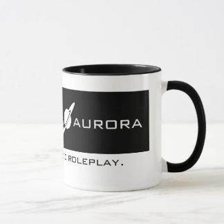 ブルームーンのオーロラのマグ マグカップ