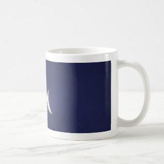 ブルームーンのスライバ コーヒーマグカップ
