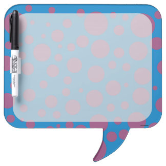 ブルームーンの芸術の眩暈がするような点を感じる紫色の情熱 ホワイトボード