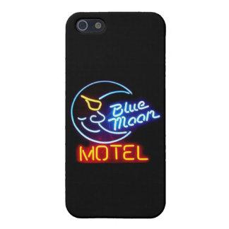 """""""ブルームーンモーテル""""のヴィンテージのネオンサインのiPhone 5/5s C iPhone 5 ケース"""