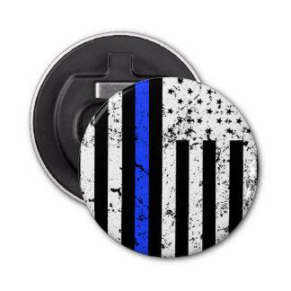 ブルーライン-警官-を栓抜き薄くして下さい 栓抜き
