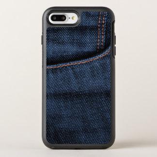 ブルー・ジーンズのポケット オッターボックスシンメトリーiPhone 8 PLUS/7 PLUSケース