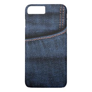 ブルー・ジーンズのポケット iPhone 8 PLUS/7 PLUSケース