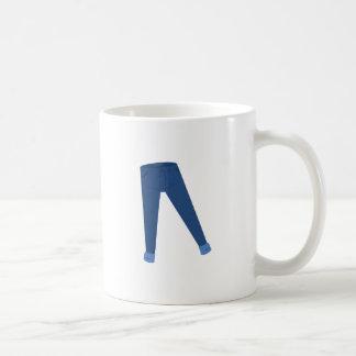 ブルー・ジーンズ コーヒーマグカップ