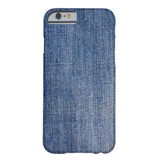 ブルー・ジーンズ BARELY THERE iPhone 6 ケース