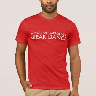 ブレイクダンスのティー Tシャツ