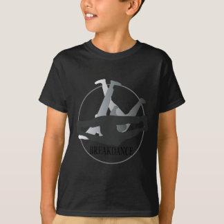 ブレイクダンスはTシャツをからかいます Tシャツ