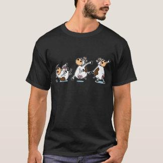 ブレイクダンス牛 Tシャツ