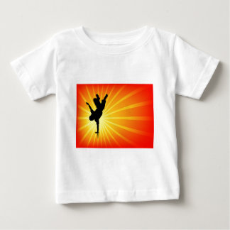 ブレイクダンス ベビーTシャツ