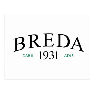 ブレダ-ダンケルク少し船1940年 ポストカード
