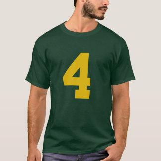 ブレット・ファーヴJudasのワイシャツ Tシャツ