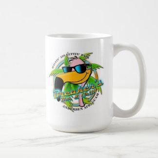 ブレーカの黒コーヒーマグだけ コーヒーマグカップ