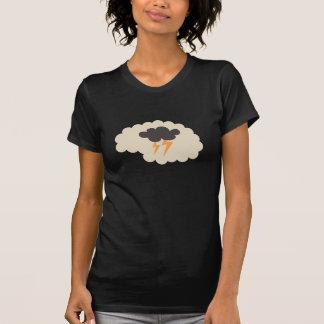 ブレーンストーミングの創造性のアイディア Tシャツ