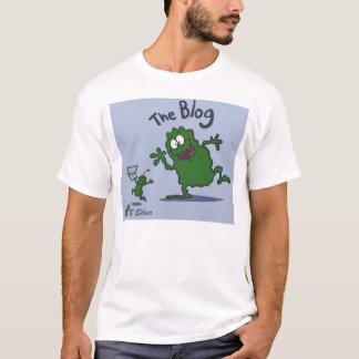 ブログ Tシャツ