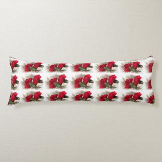 ブロケードの体の枕のカーネーション ボディピロー