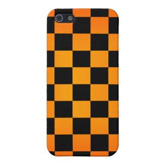 ブロックのSpeckの熱い場合 iPhone 5 Cover