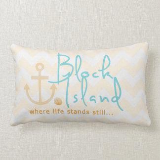 ブロック島の航海のな枕 ランバークッション