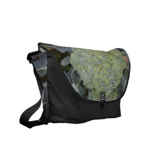 ブロッコリーのメッセンジャーバッグ メッセンジャーバッグ