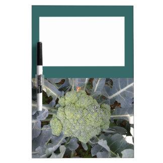 ブロッコリーのメモ板 ホワイトボード