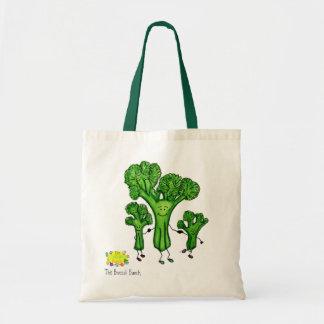 ブロッコリーの束のバッグ トートバッグ