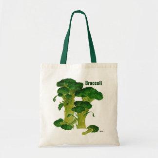 ブロッコリーの買い物袋 トートバッグ