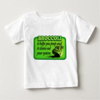 ブロッコリー ベビーTシャツ
