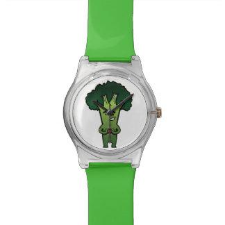 ブロッコリー 腕時計