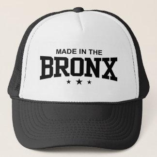 ブロンクスで作られる キャップ