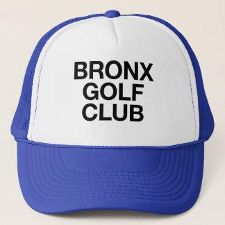ブロンクスのゴルフクラブおもしろいのスローガンのトラック運転手の帽子 キャップ