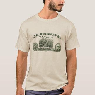 """ブロンクスのHeneghansの居酒屋""""プライド"""" Tシャツ"""