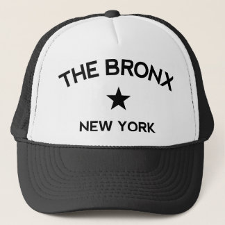 ブロンクスニューヨークのトラック運転手の帽子 キャップ