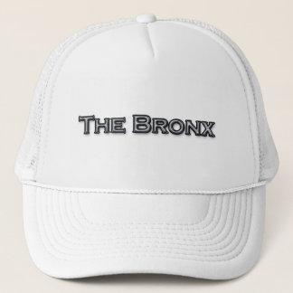 ブロンクスニューヨークの文字のロゴ キャップ