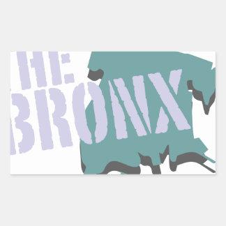 ブロンクス 長方形シール