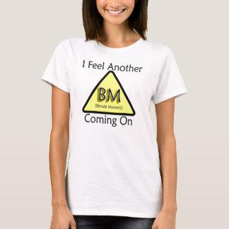 ブロンドの時 Tシャツ