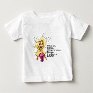 ブロンド ベビーTシャツ