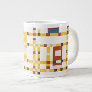 ブロードウェイのブギウギWoogie ジャンボコーヒーマグカップ