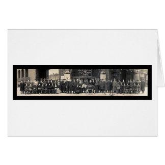ブロードウェイの運命の写真1914年 カード