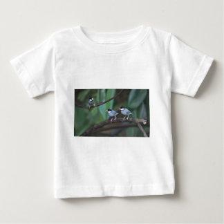 ブンチョウ ベビーTシャツ