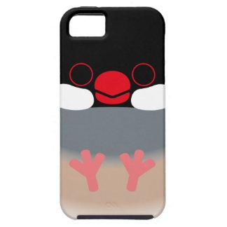ブンチョウ(正常な) iPhone SE/5/5s ケース