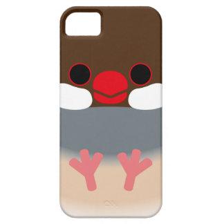 ブンチョウ(瑪瑙) iPhone SE/5/5s ケース