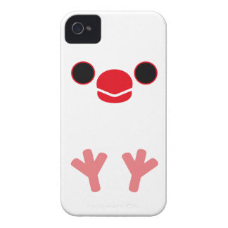 ブンチョウ(白い) Case-Mate iPhone 4 ケース