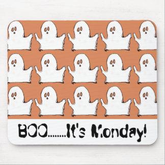 ブーイングそれは月曜日です マウスパッド
