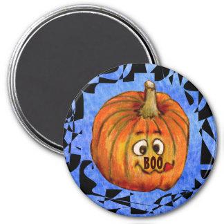 ブーイングのカボチャハロウィンの南瓜の磁石 マグネット